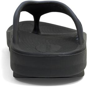 OOFOS Ooriginal Sport Sandalias Mujer, gris/negro